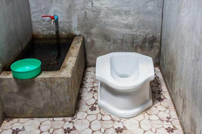 Thai-Toilets