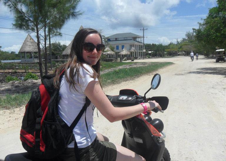 hottie-backpacker