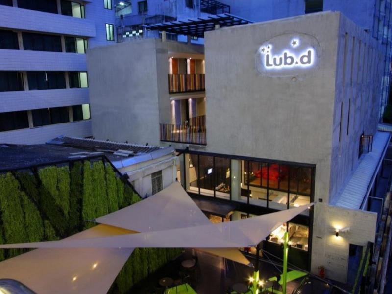 best hostel bangkok lub d