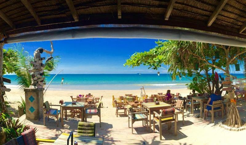 hey beach hostel